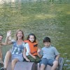 tn_BBQ pic 23 Arlene and Kids paddleboating