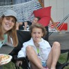 tn_BBQ pic 37 Esti and girl outside